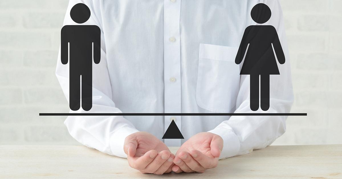 男性に「今日はお休みですか?」|ホワイトリボンキャンペーン・ジャパン